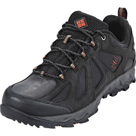 Columbia Peakfreak XRCSN II Low Outdry Schoenen Heren, black/super sonic
